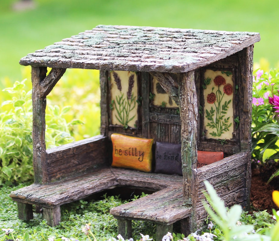 Fairy Garden Supplies- Miniature Houses and Structures