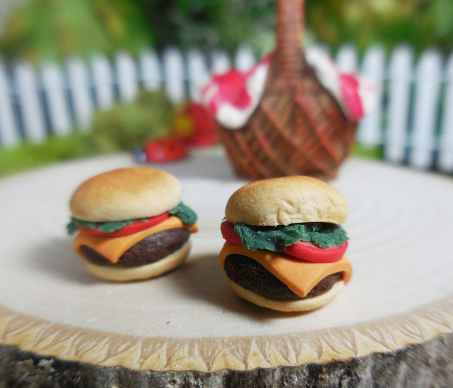 Fairy Accessory Miniature Food