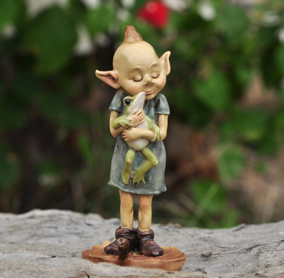Fairy Garden Pixies and Mythical Creatures