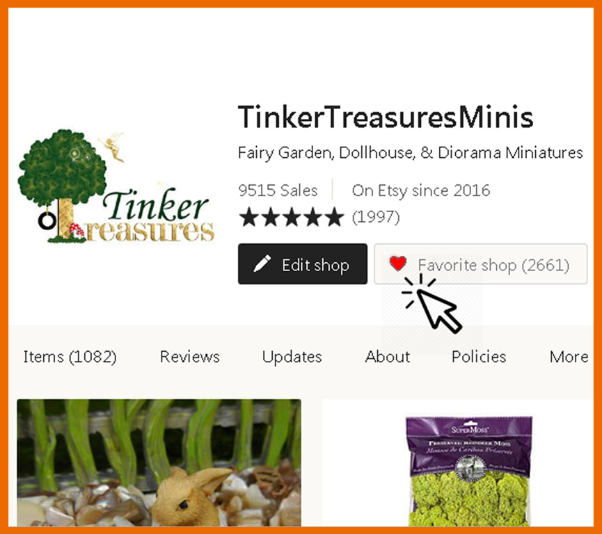 Tinker Treasures on Etsy